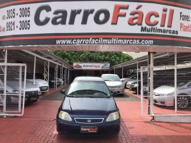 Honda Civic Sedan EX 1.6 16V - Foto #1