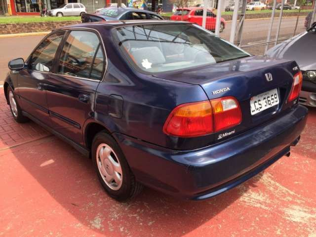 Honda Civic Sedan EX 1.6 16V - Foto #6