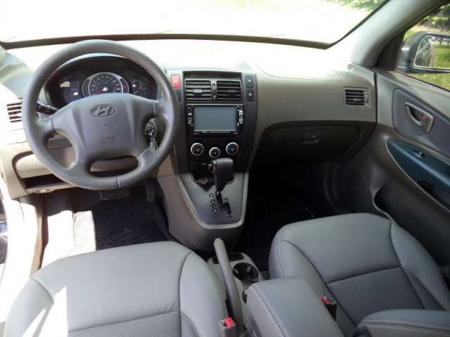 Hyundai Tucson GLS 2.0l 16V (flex) (aut) - Foto #9