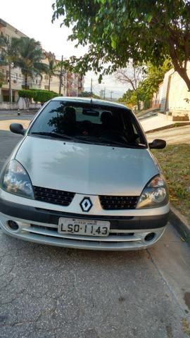 Renault Clio Hatch. Air 1.6 16V (flex) - Foto #1