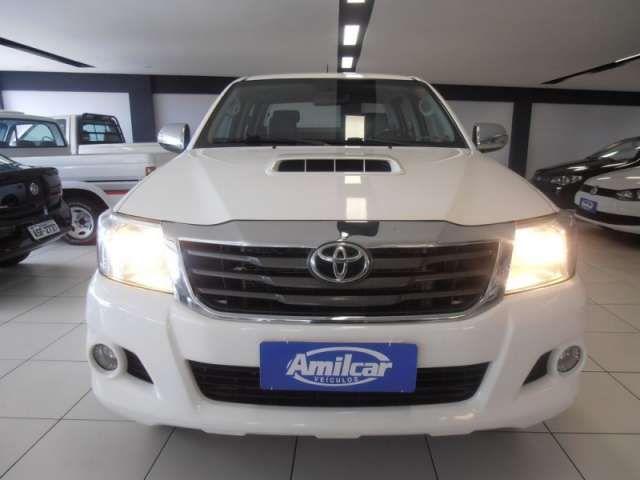 Toyota Hilux 3.0 TDI 4x4 CD SR Auto - Foto #1
