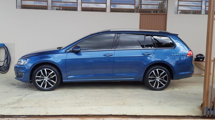 Volkswagen Golf Variant Highline 1.4 TSi DSG BlueM. - Foto #4
