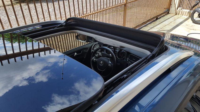 Volkswagen Golf Variant Highline 1.4 TSi DSG BlueM. - Foto #5