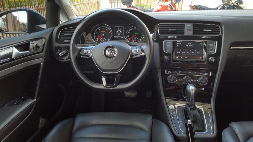 Volkswagen Golf Variant Highline 1.4 TSi DSG BlueM. - Foto #6
