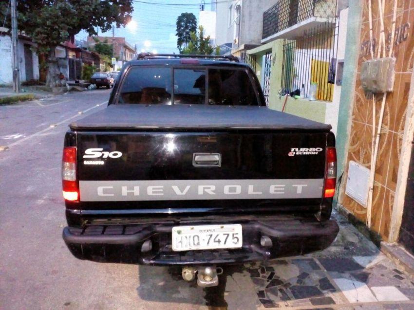 Chevrolet S10 Tornado 4x4 2.8 Turbo Electronic (Cabine Dupla) - Foto #3