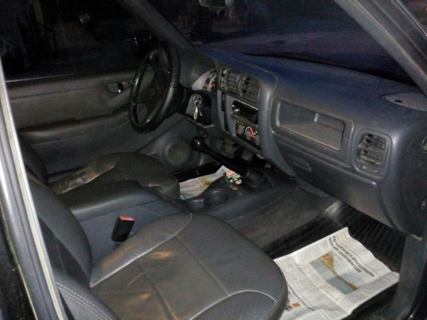 Chevrolet S10 Tornado 4x4 2.8 Turbo Electronic (Cabine Dupla) - Foto #7