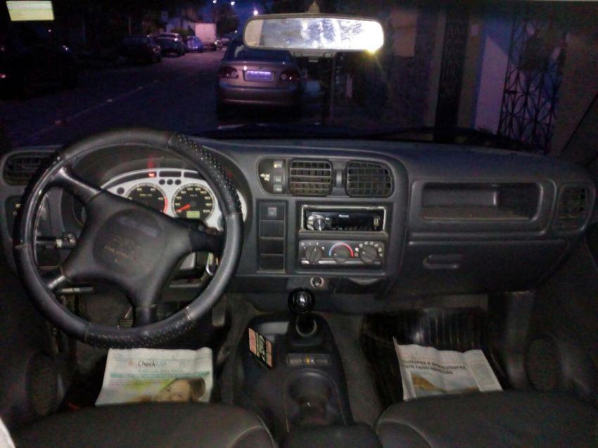 Chevrolet S10 Tornado 4x4 2.8 Turbo Electronic (Cabine Dupla) - Foto #10