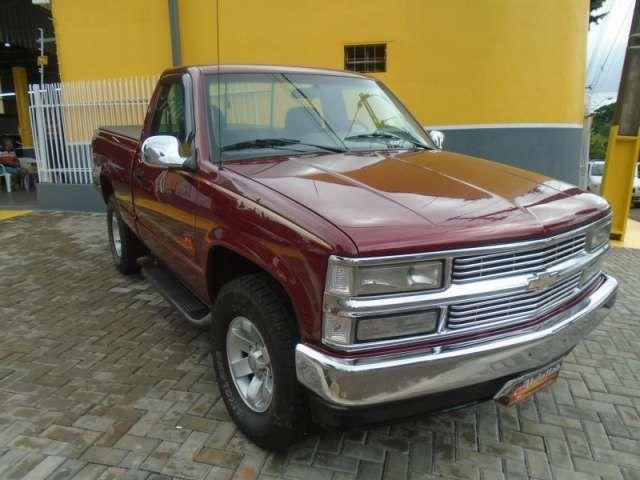 Chevrolet Silverado Pick Up Conquest HD 4.2 - Foto #2