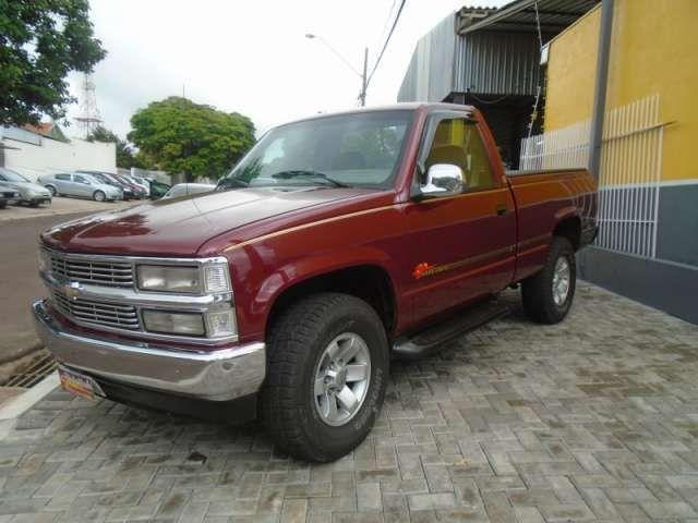 Chevrolet Silverado Pick Up Conquest HD 4.2 - Foto #4