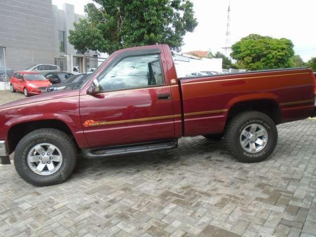 Chevrolet Silverado Pick Up Conquest HD 4.2 - Foto #5