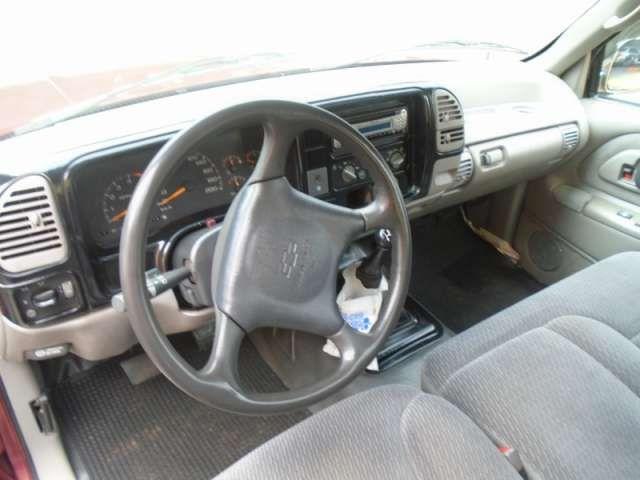 Chevrolet Silverado Pick Up Conquest HD 4.2 - Foto #8