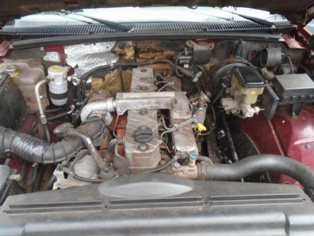 Chevrolet Silverado Pick Up Conquest HD 4.2 - Foto #9