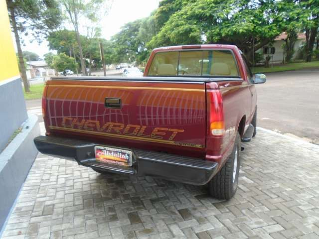 Chevrolet Silverado Pick Up Conquest HD 4.2 - Foto #10