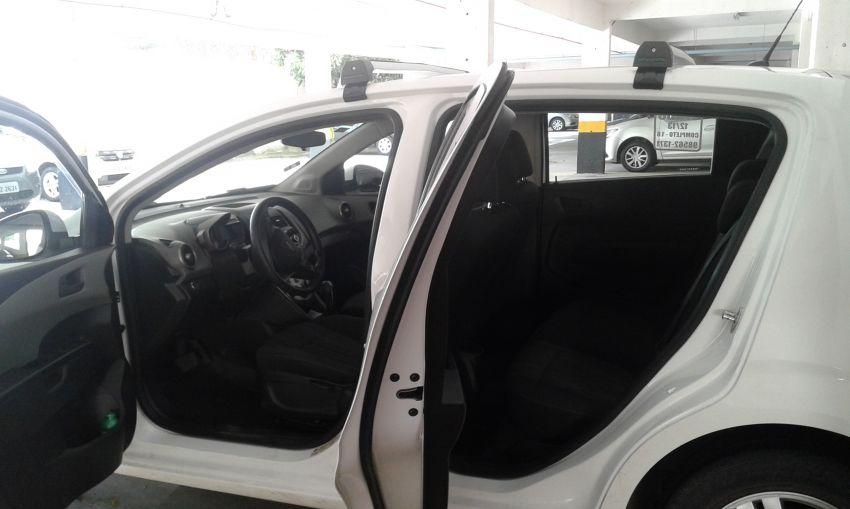Chevrolet Sonic Hatch LT 1.6 (Aut) - Foto #7