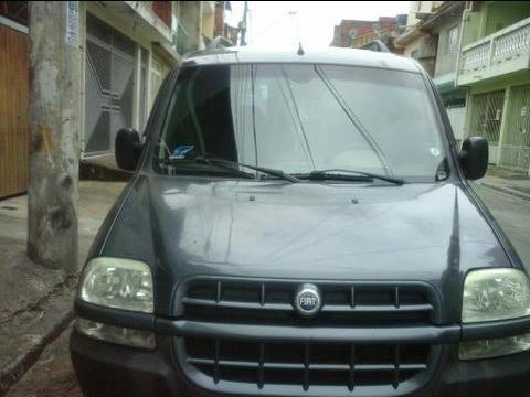Fiat Doblò ELX 1.8 8V (Flex) - Foto #2