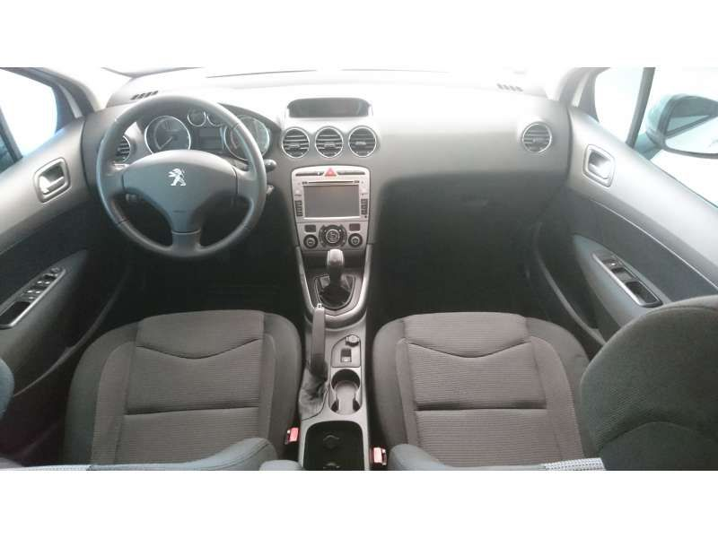 Peugeot 308 Allure 2.0 16v (Flex) - Foto #5