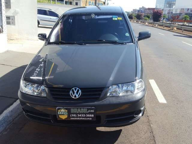 Volkswagen Gol Rallye 1.6 8V (Flex) - Foto #1