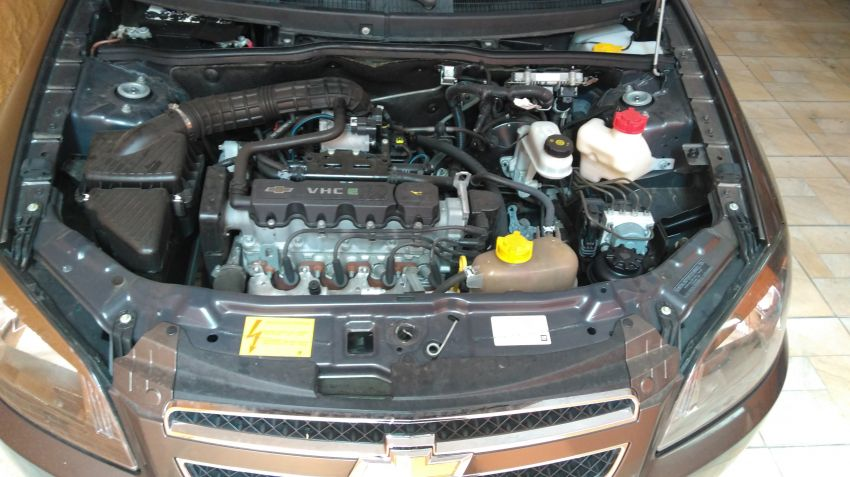Chevrolet Celta 1.0 LT (Flex) - Foto #7