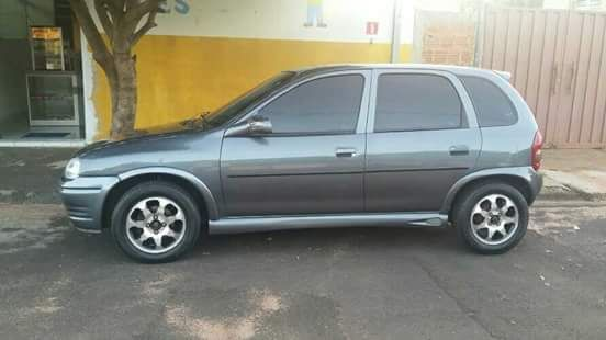 Chevrolet Corsa Hatch Champ 1.0 MPFi
