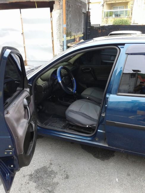 Chevrolet Corsa Hatch Wind Piquet 1.0 MPFi - Foto #6