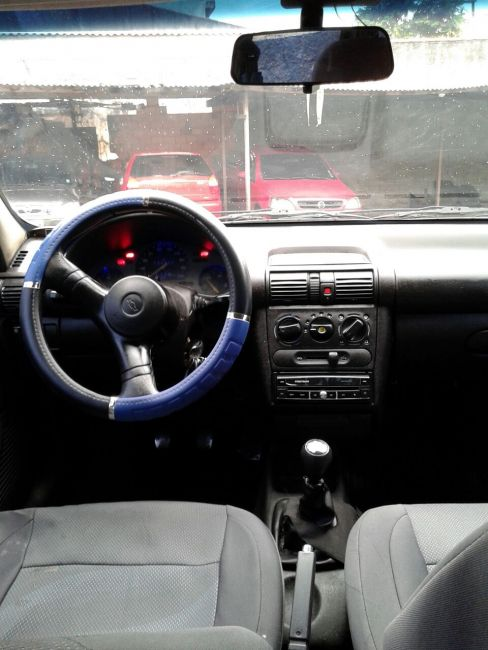 Chevrolet Corsa Hatch Wind Piquet 1.0 MPFi - Foto #8