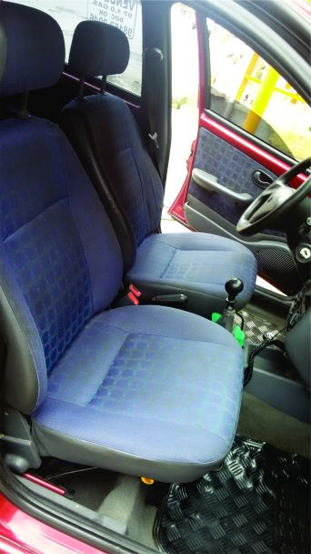Fiat Palio EDX 1.0 MPi 4p - Foto #5