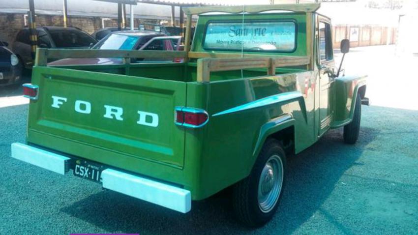 Ford F75 - Foto #3