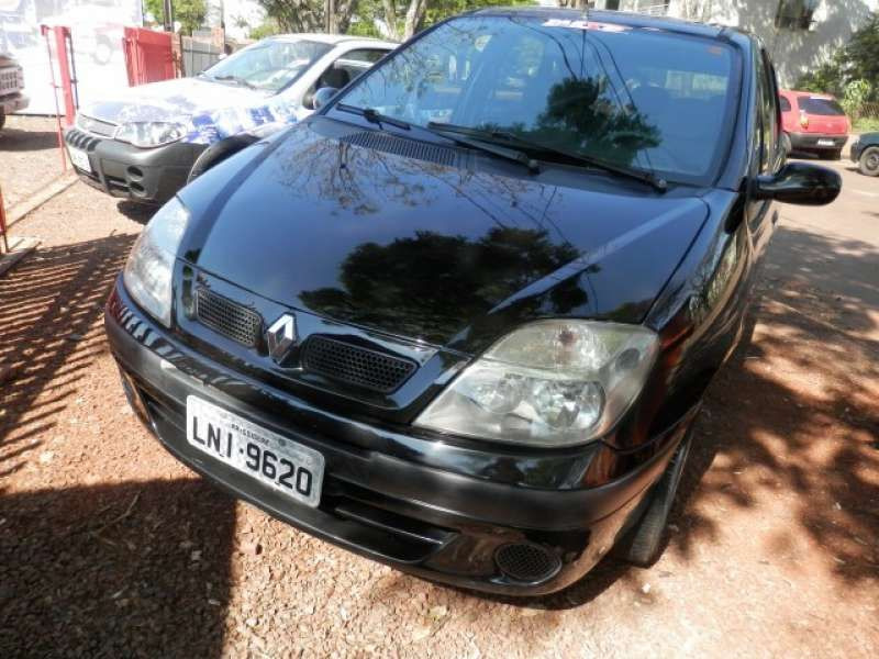 Renault Mégane Hatch. RT 1.6 16V - Foto #1