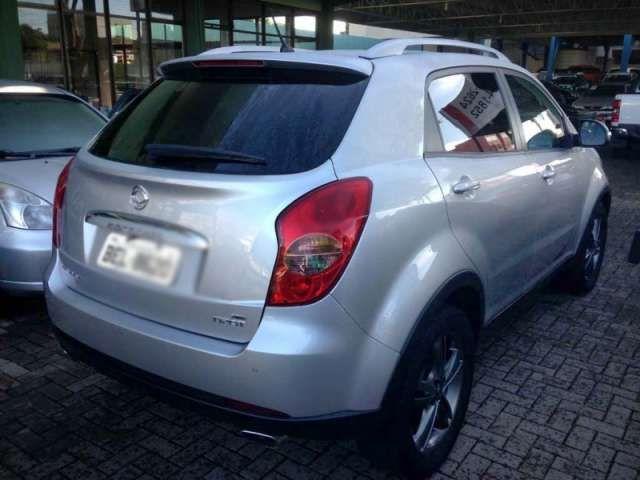 SsangYong Korando 2.0 GLS AWD (aut) - Foto #3