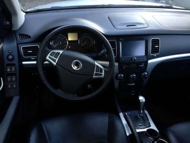 SsangYong Korando 2.0 GLS AWD (aut) - Foto #4