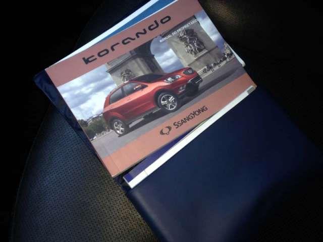 SsangYong Korando 2.0 GLS AWD (aut) - Foto #8