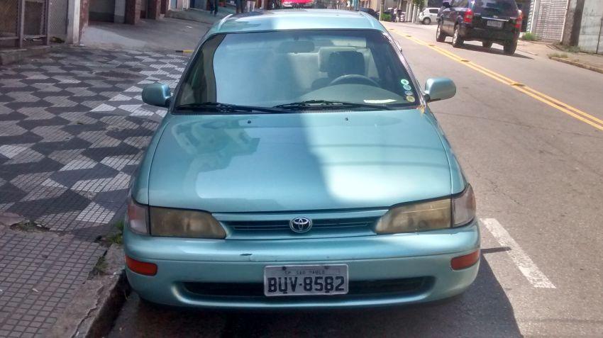 Toyota Corolla Sedan XLi 1.6 16V - Foto #2