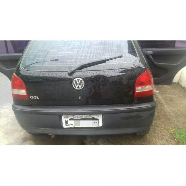 Volkswagen Gol 1.0 8V (G3) - Foto #2