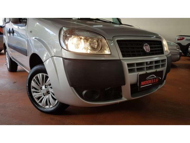 Fiat Doblò Essence 1.8 (Flex) - Foto #2