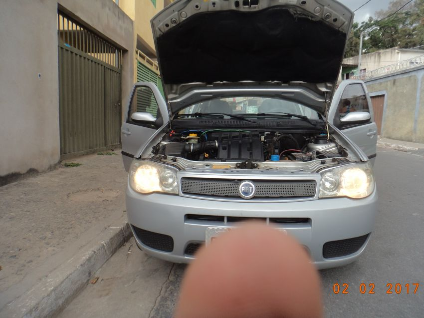 Fiat Palio Weekend ELX 1.4 (Flex) - Foto #8