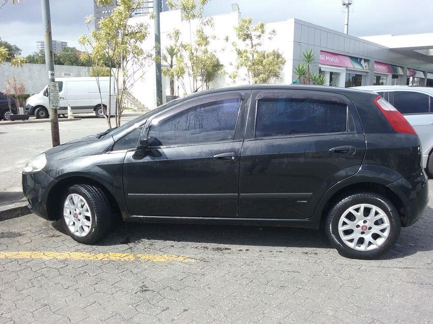 Fiat Punto HLX 1.8 (Flex) - Foto #4