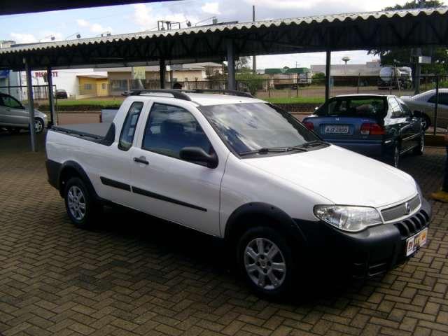 Fiat Strada Trekking 1.4 (Flex) (Cabine Estendida) - Foto #1