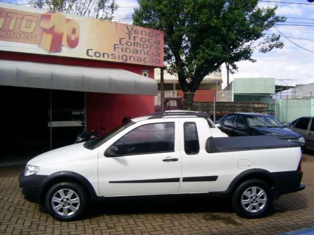 Fiat Strada Trekking 1.4 (Flex) (Cabine Estendida) - Foto #4