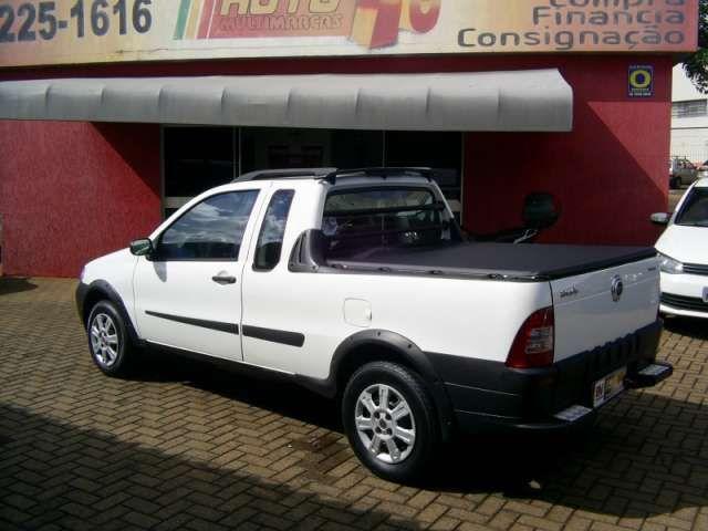 Fiat Strada Trekking 1.4 (Flex) (Cabine Estendida) - Foto #7