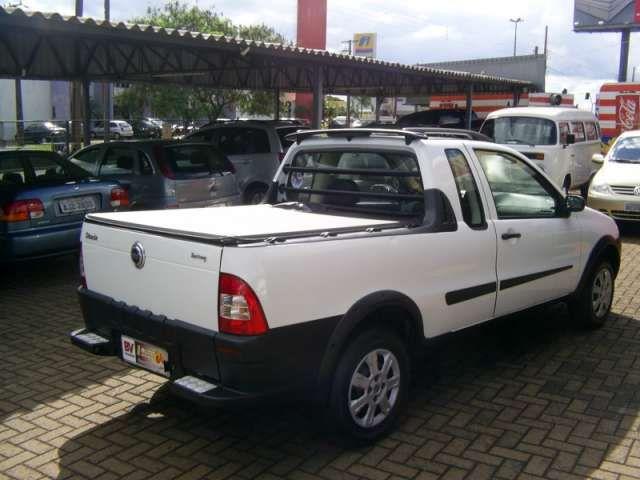 Fiat Strada Trekking 1.4 (Flex) (Cabine Estendida) - Foto #8