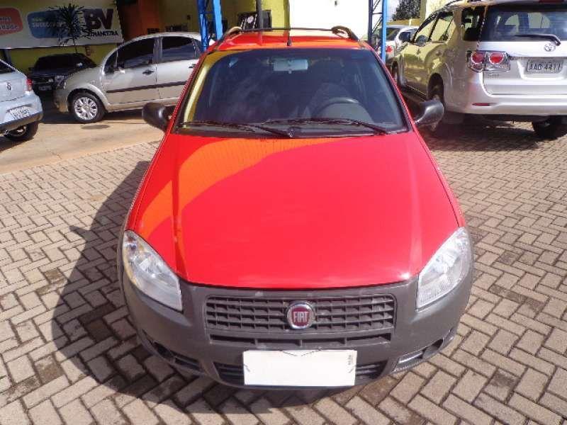 Fiat Strada Working 1.4 (Flex)(Cabine Dupla) - Foto #1