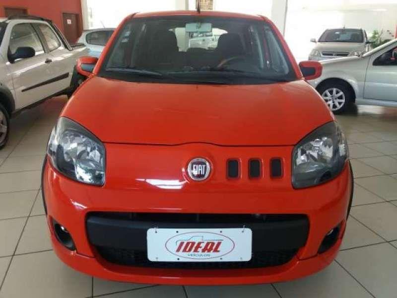 Fiat Uno Sporting 1.4 8V (Flex) 4p - Foto #1