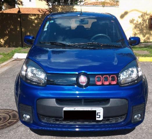 Fiat Uno Sporting Dualogic 1.4 (Flex) - Foto #1