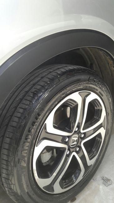 Honda HR-V EX CVT 1.8 I-VTEC (Flex) - Foto #4
