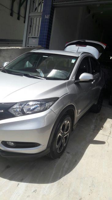 Honda HR-V EX CVT 1.8 I-VTEC (Flex) - Foto #5