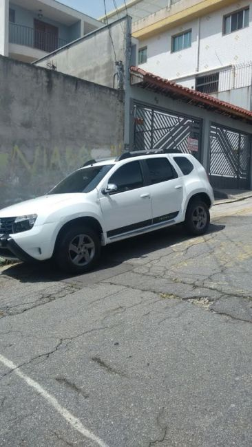 Renault Duster 2.0 16V Tech Road (Flex) - Foto #1