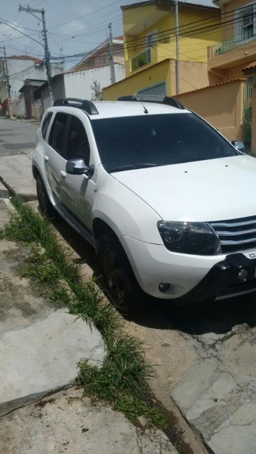 Renault Duster 2.0 16V Tech Road (Flex) - Foto #3