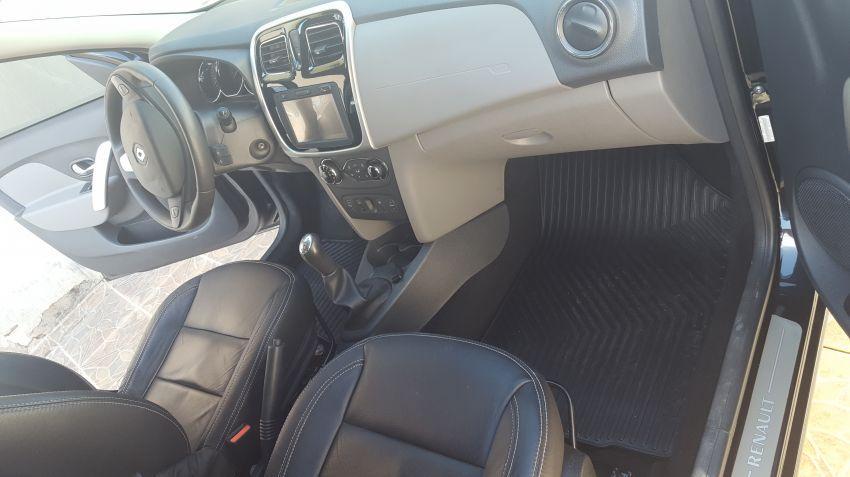 Renault Logan Dynamique 1.6 8V (flex) - Foto #4