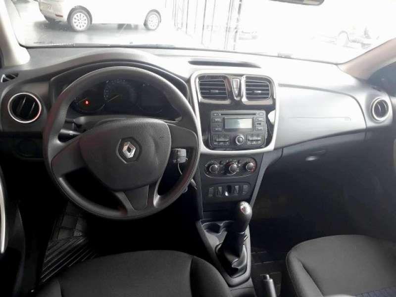 Renault Sandero Expression 1.0 16V (Flex) - Foto #10