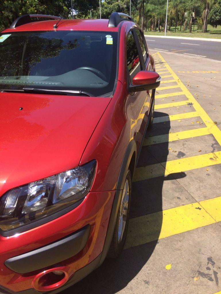 Renault Sandero Stepway 1.6 8V (flex) - Foto #8